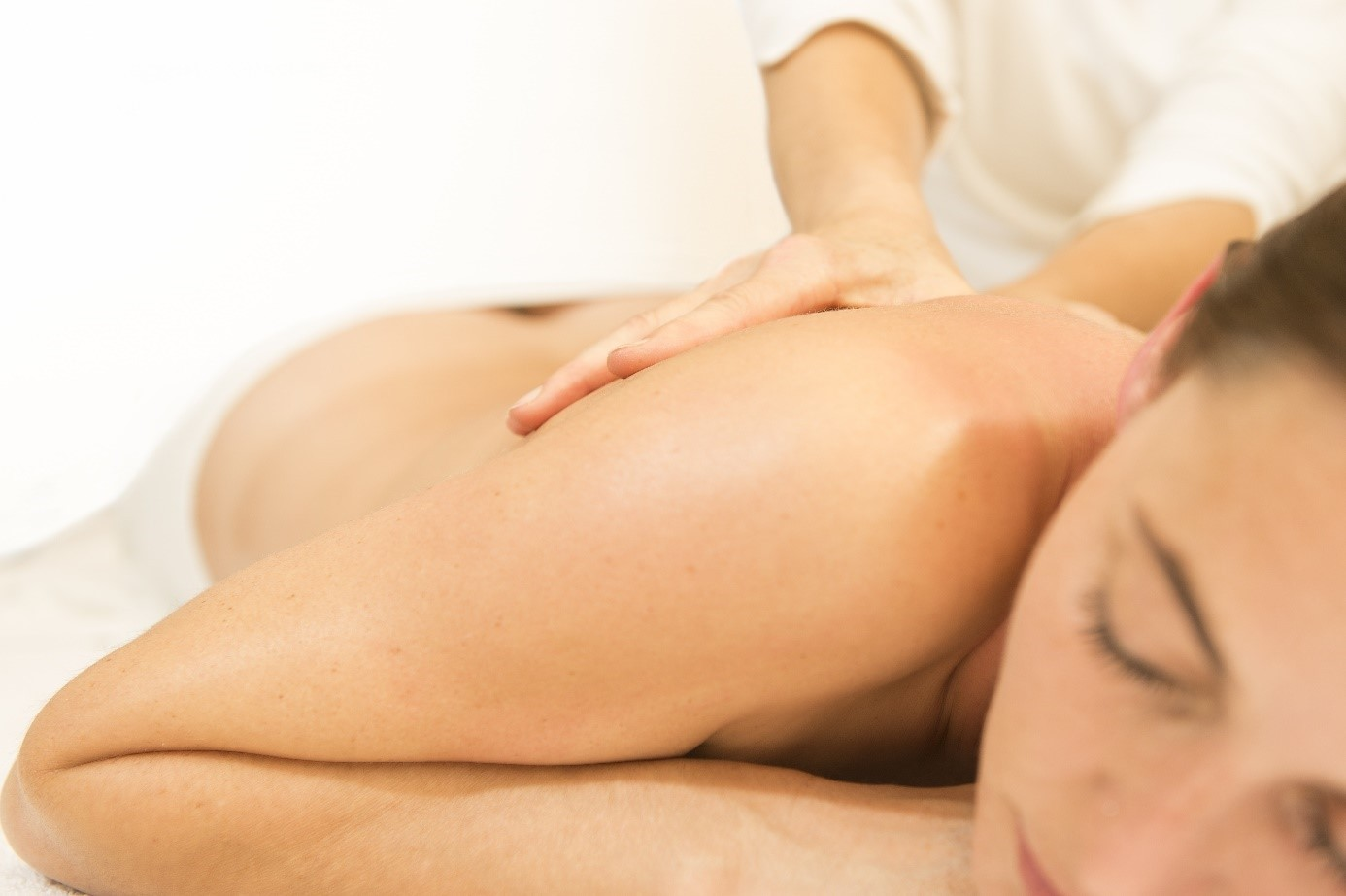 Massage du Monde - Deep Tissue
