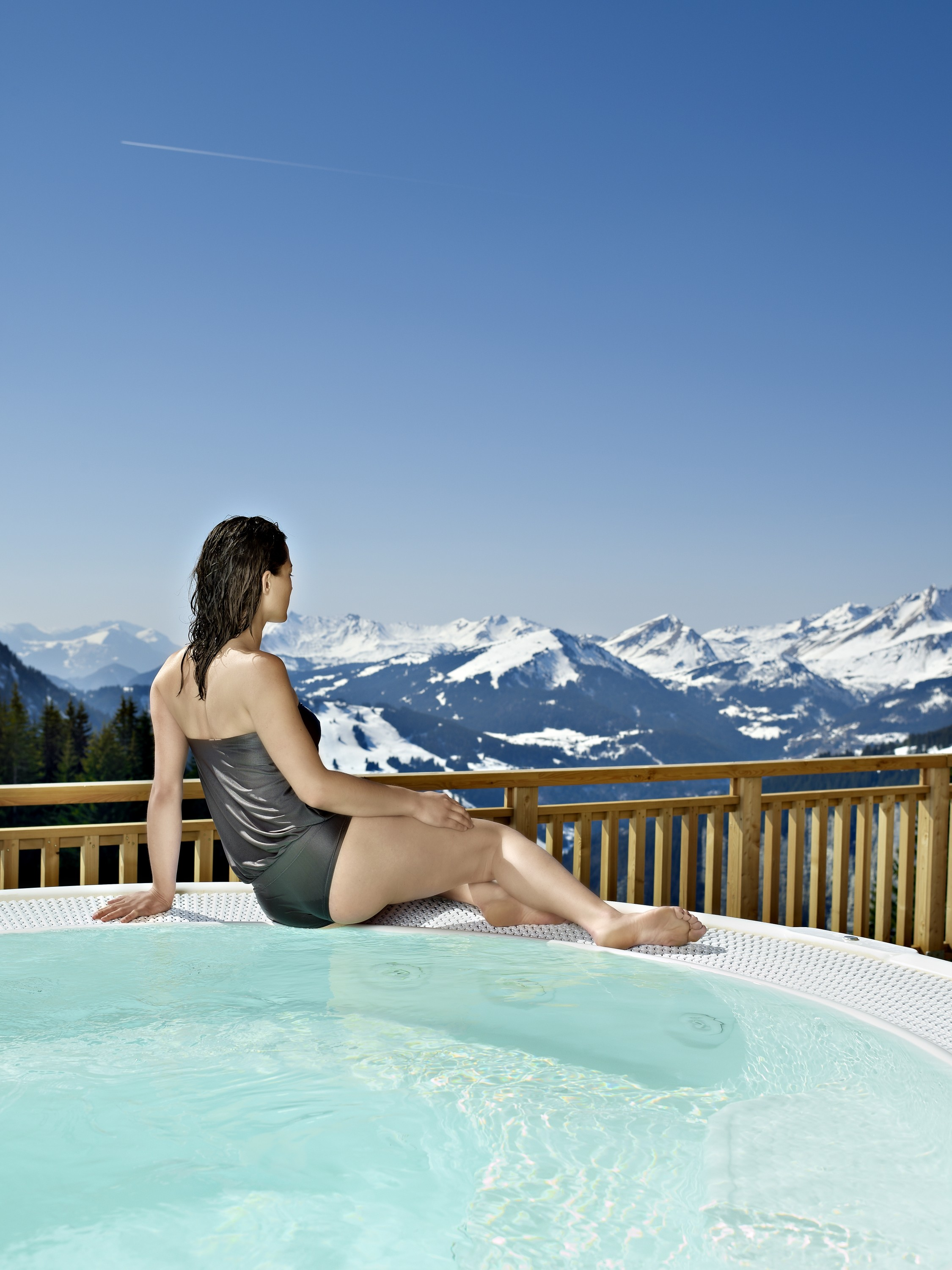 Spa Admission Morning Avoriaz