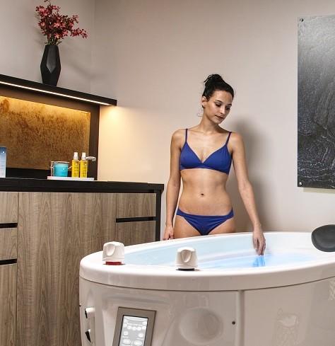 Eintritt spa & whirlpool - La Clusaz