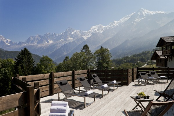 Spa Admission Chamonix Les Houches