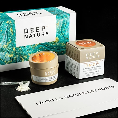 Coffret Deep Nature