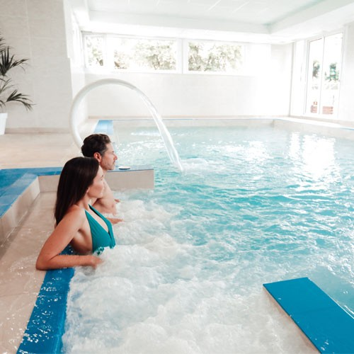 Thalasso-Zugang - Deauville