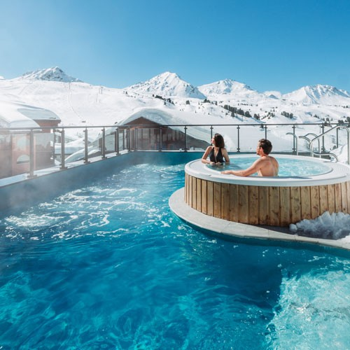 Spa Family adult entry - Belle Plagne