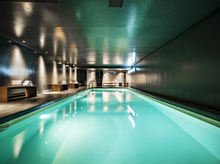 Spa Admission - Paris - Hôtel Saint James Albany