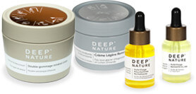 9 DEEP NATURE Skincare packages