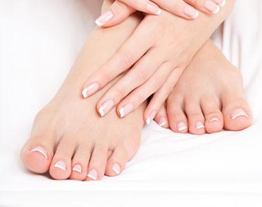 Beauté des ongles des pieds ou des mains
