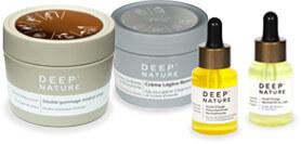 9 lots Deep Nature Skincare