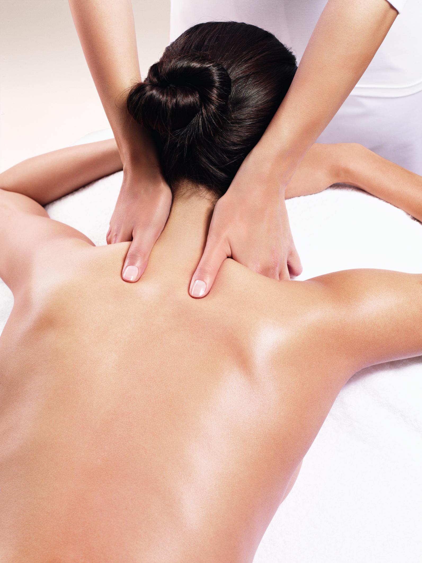Massage spa by Clarins Genève