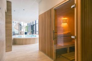 Nouveau spa à Brides les Bains