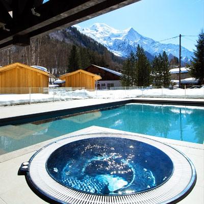 Chamonix - Spa Le Refuge des Aiglons