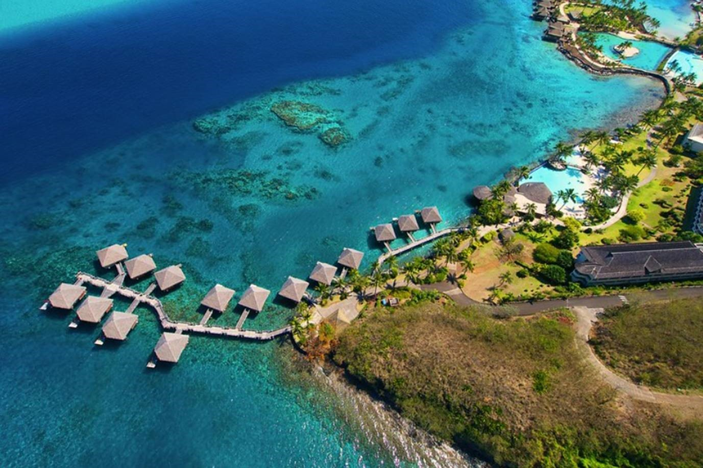 Polynésie - Intercontiental Tahiti Resort