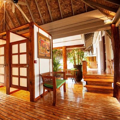 Polynésie - InterContinental Moorea Resort & Spa