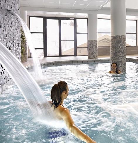 Entrée Spa & Parcours Aquatique Matin
