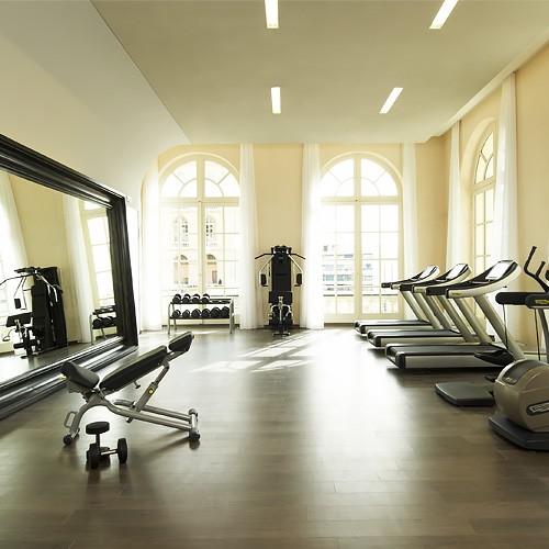 Abonnement à la salle de fitness d'un an