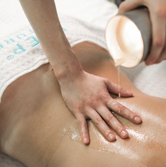 Massage à la bougie à Nice