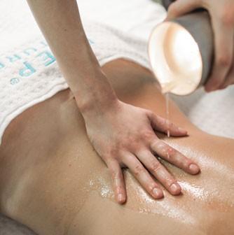 Massage à la bougie à Nice