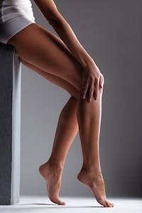 Massage silhouette jambes légères
