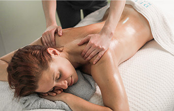 3 massages Deep Nature